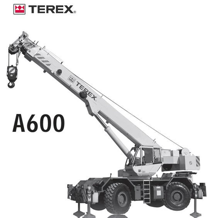Rough Terrain Cranes